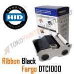 Ribbon Monochrome Black Fargo DTC1000