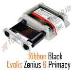 Ribbon Black Evolis Zenius & Primacy