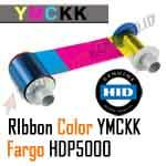 Ribbon Color Fargo HDP5000